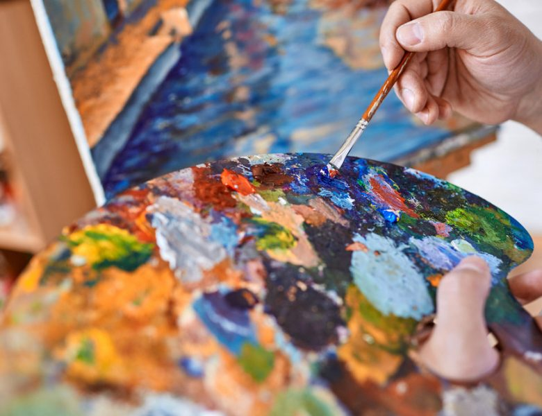 How art can make a difference in the recovery process